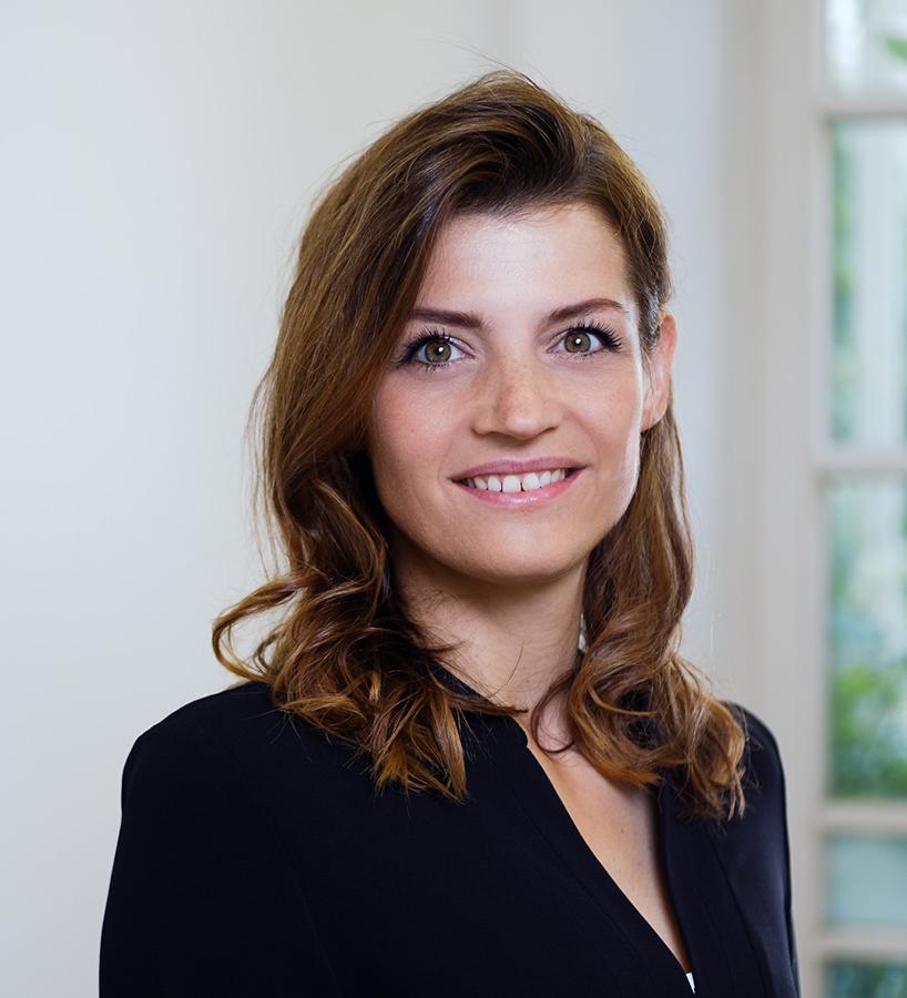 Geschäftsführerin Antje Fickelscheerer